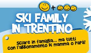 Ski Family in Trentino 2016
