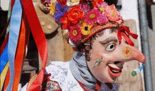 Carnevale in Trentino 2017