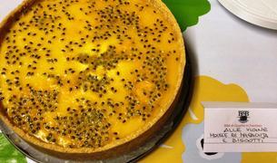 Torta Mousse di Maracuja