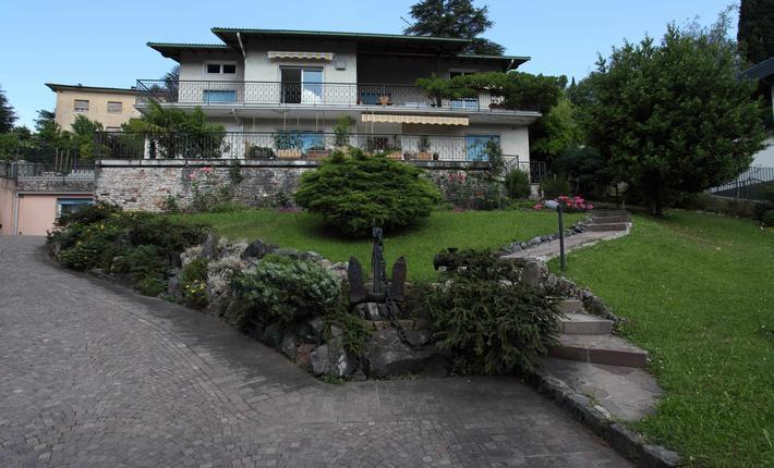 B&B Lenisaal5 casa e giardino vicino al centro di Trento