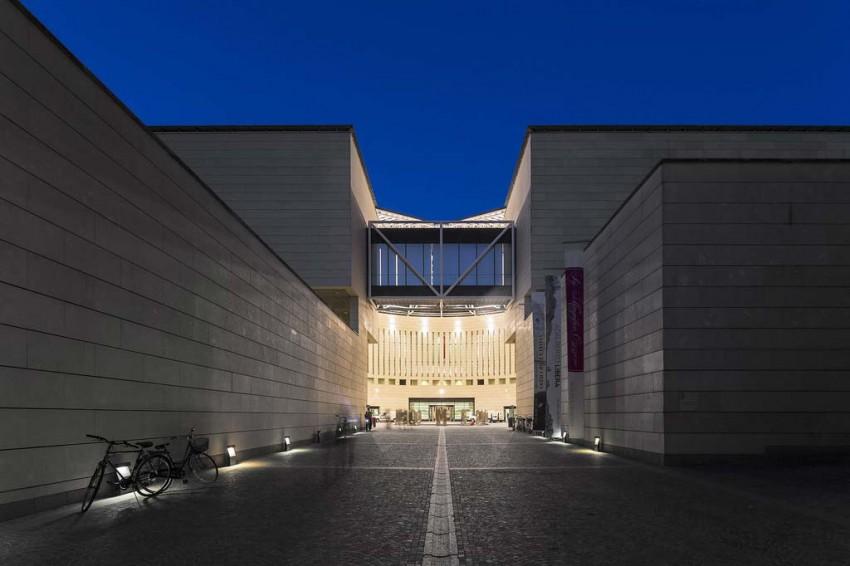 Mart museo d 39 arte moderna e contemporanea di trento e rovereto for Museo d arte moderna e contemporanea di trento e rovereto